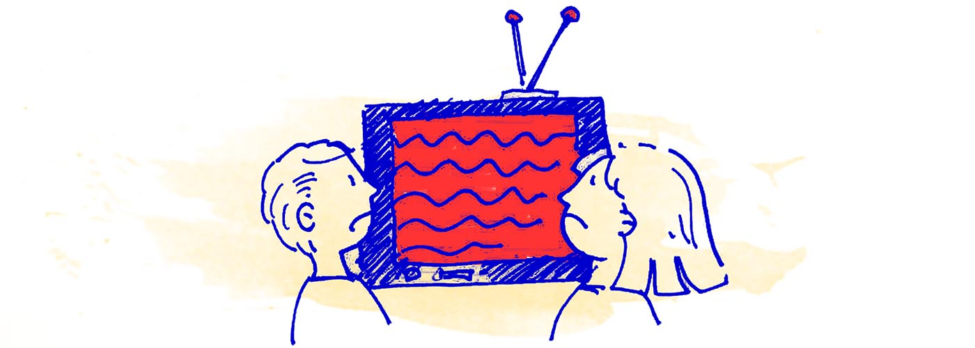 Traditional broadcasters are struggling agains on demand
