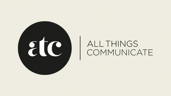 ATC - All Things Communicate's new logo