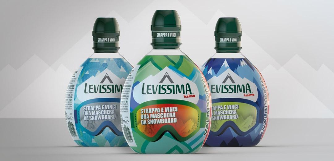 Levissima Issima Promo Winter