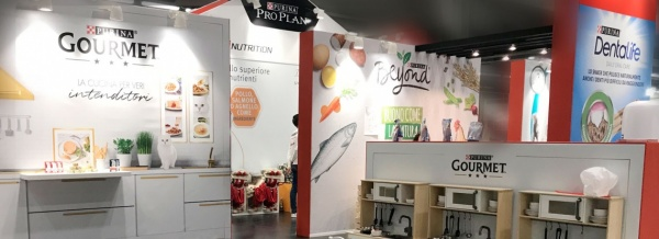 brand engagement activities for visitors at Pets in the City
