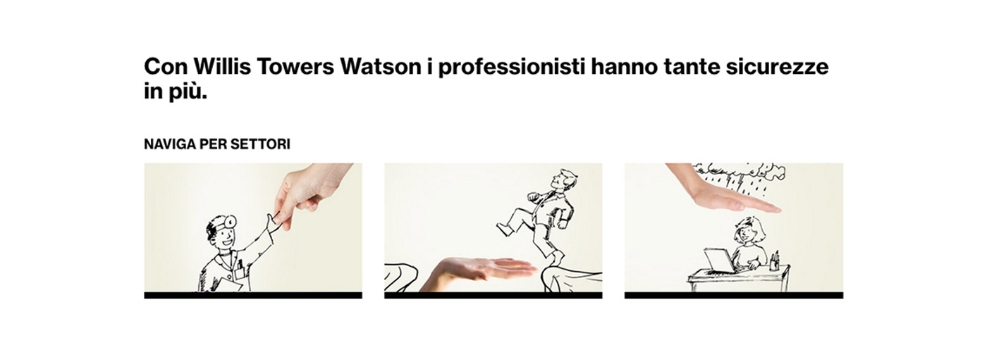 Usability is key in ATC's design of website Sicuri con Willis Tower Watson