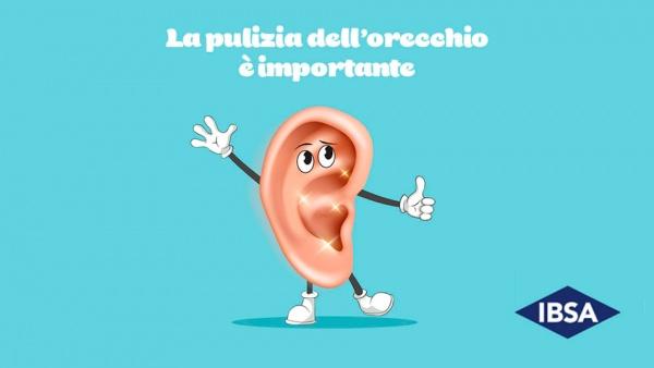 ear cleaning Ibsa auricular hygiene