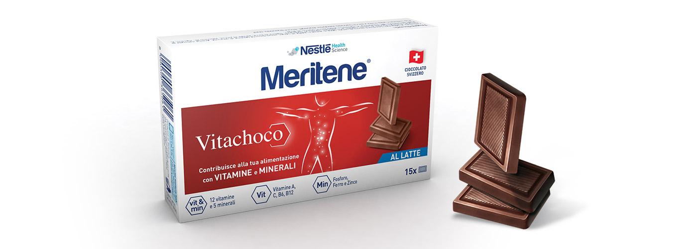 Meritene Vita Choco TV commercial