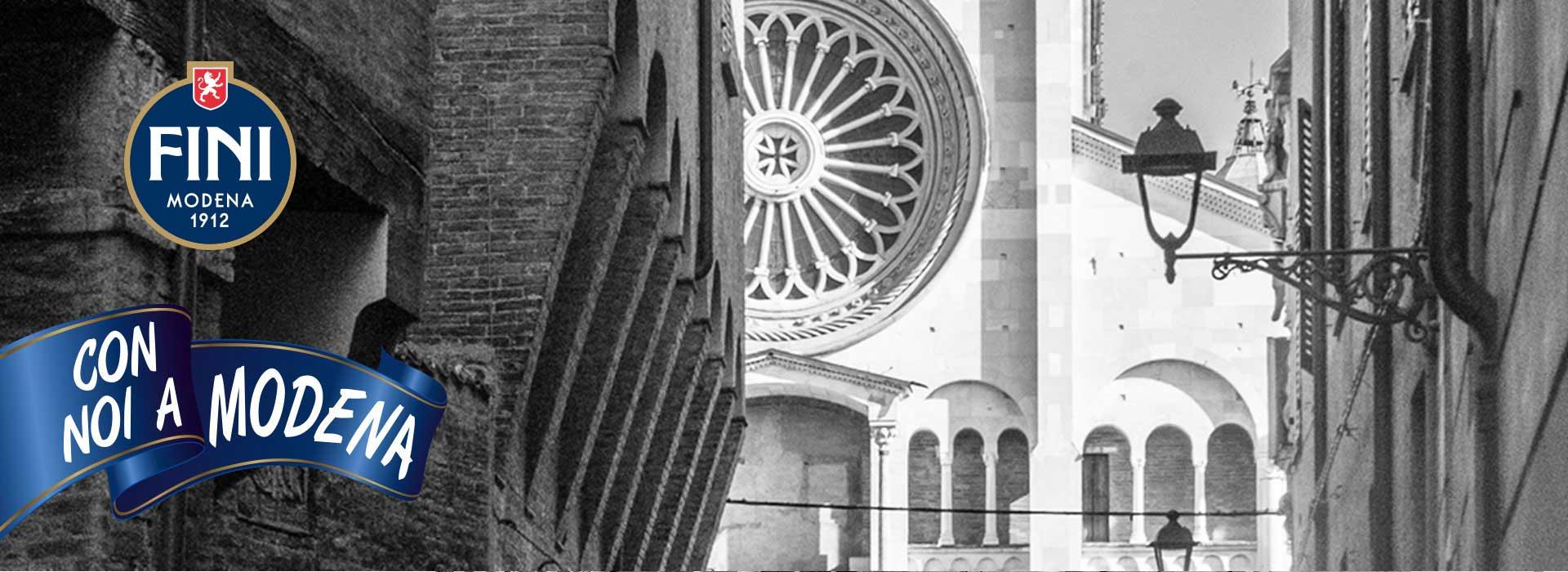 concept creativo e design concorso Fini con noi a Modena