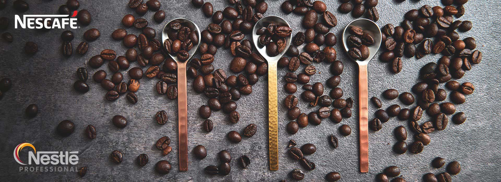 teaspoons with Nescafé launches ground coffee
