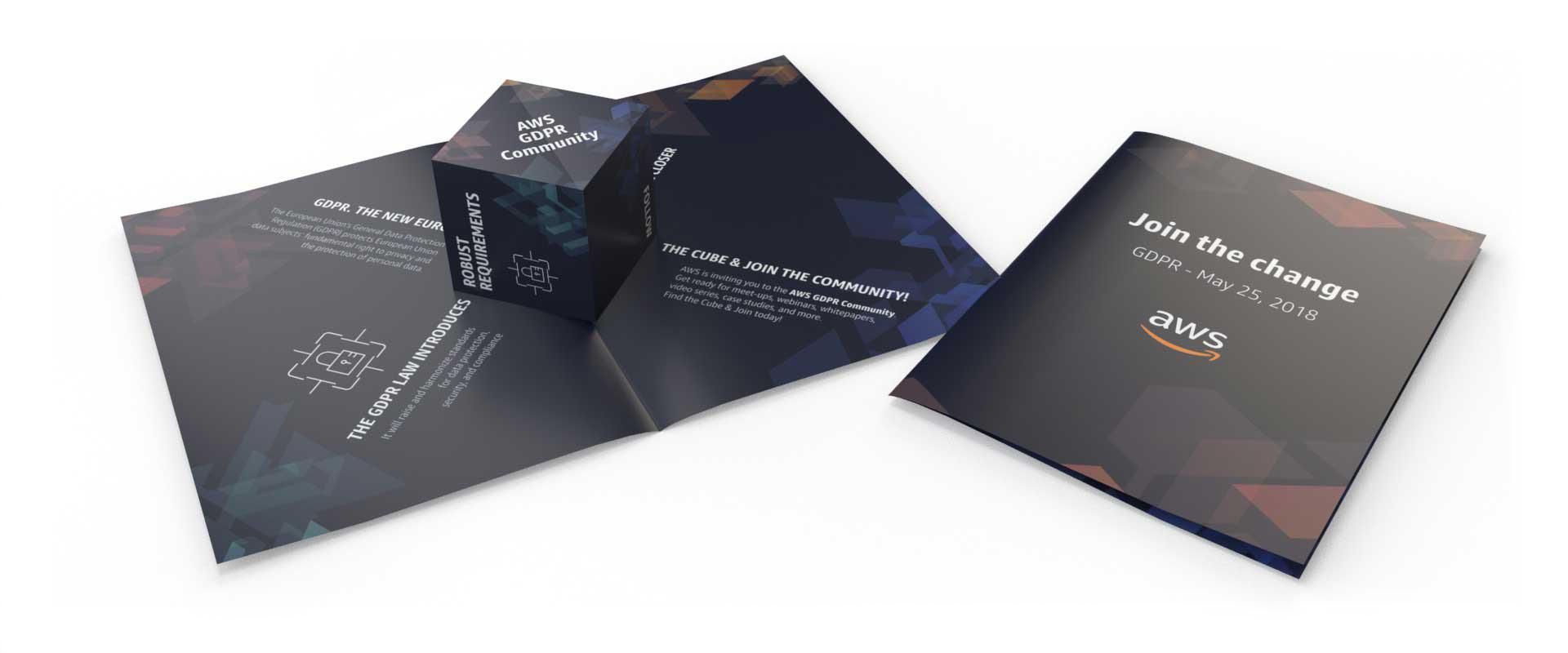 Amazon Web services | ATC Brand Design & Communication